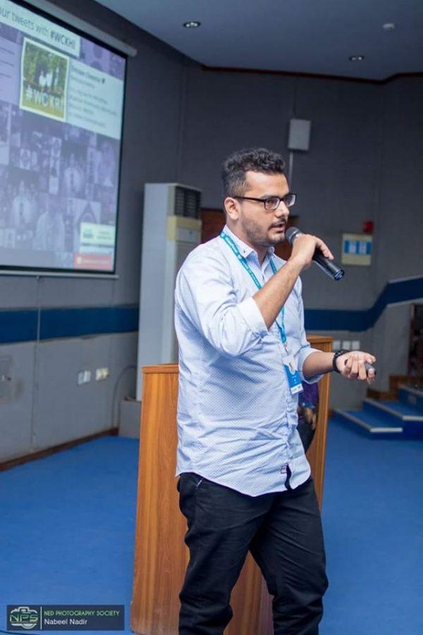 Adeel WordCamp Karachi Speaker